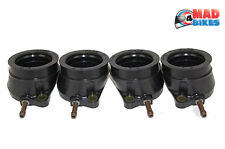 Yamaha FZS600 Fazer Carburettor to Head Rubbers, Carb Inlet Rubbers 1998 to 2002