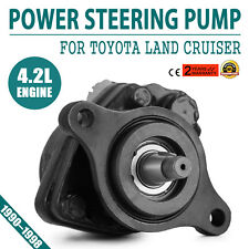 Power Steering Pump For Toyota Land Cruiser 90-98 Replace Car Parts 80 Series