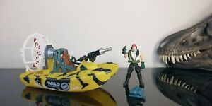 Chap Mei Wild Quest Anti Poaching Patrol Toy Airboat & Action Figure Toys 'R' Us