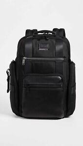 TUMI Bravo men Black backpack