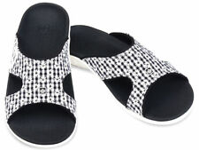Spenco Total Support Kholo Sandal Black GIngham Size 10 Womens New with Tag