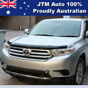 Bonnet Protector Tint Guard suitable for Toyota Kluger 2010-2013