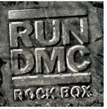 "RUN DMC - ""ROCK BOX""   (RARE '99 PROMO ONLY 7 SONG SAMPLER)   JAM MASTER JAY"