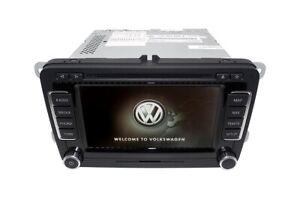 RNS 510 Original VW Navigation LED mit DAB Tuner  Neugerät  im org. Karton !