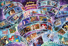 Disney 1000 Pieces Jigsaw Puzzle Walt Disney 55 Animation History Movies Tenyo