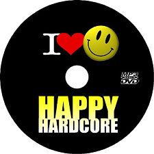 Happy Hardcore Collection 1000+ Tracks MP3 DVD DJ