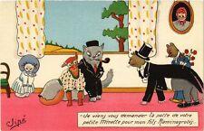 CATS PC Je viens vous demander la patte de votre petite Minette pour mon (a2068)
