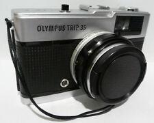 Olympus TRIP 35 Lens cap & Keeper Cord-Protect your Selenium Cell & Optics