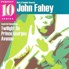 Essential Recordings: Twilight On Prince Georges  Ex-library - Disc Only No Case