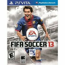 FIFA Soccer 13 *Brand New* (Sony PS PlayStation Vita)