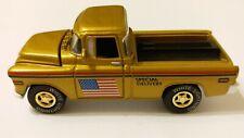 Johnny Lightning Postal Trucks R2 1955 Chevrolet Cameo White Lightning