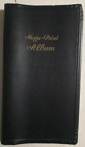 Vintage mult-o Vega-print album NOS Rare -- 5476