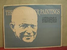 """3 prints, from """"The Eisenhower Paintings"""" set"""