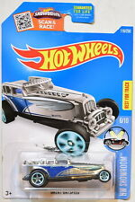 HOT WHEELS 2016 HW SHOWROOM BEST FOR TRACK GREAT GATSPEED ZAMAC