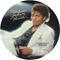 Michael Jackson - Thriller (Picture Disc) [New Vinyl]