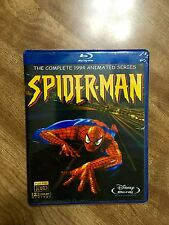 Spider-Man Complete 1994 Animated TV Series Blu-ray In HD 1080p