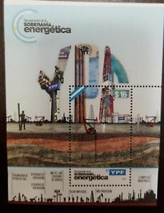 A) 2014, ARGENTINA, OIL INDUSTRY, ODD SHAPE, RECOVERY OF ENERGY SOVEREIGNTY, SOU