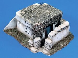 Verlinden 1/35 Pillbox Defensive Fortification WWII [Diorama] 117 (MDA 35106)