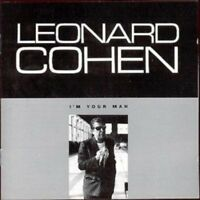 Leonard Cohen - I'M Your Man Nuevo CD