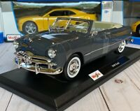 1949 Ford Classic Vintage Maisto 1:18  Diecast Metal Model Car Toy New in Box
