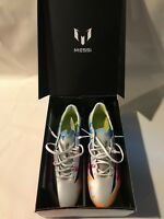 New ADIDAS F50 ADIZERO TRX FG MESSI Size US 9, Soccer, Futbol, Football