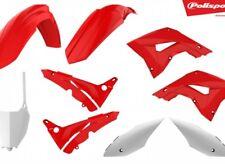 HONDA KIT PLASTICHE RESTYLING RED WHITE CR 125/250 2002-2007