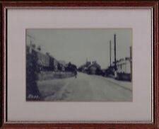 Rhos framed print, Pontardawe / Neath / Cil-y-Bebyll road, Swansea Clydach 10x8.