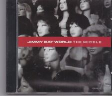 Jimmy Eat The World-The Middle Promo cd single