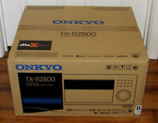 ONKYO TX-RZ800 7.2 CHANNEL NETWORK AV RECEIVER - NEW IN BOX DTS-X DOLBY ATMOS *