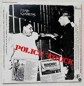 DEAD KENNEDYS . holiday in cambodia LP  1.Press 1980 Misfits Punk KBD Black Flag