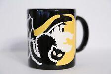 Waechtersbach Black Cat Wart on Nose Witch Mug SUPER RARE