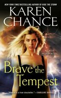 Brave the Tempest, Paperback by Chance, Karen, Brand New, Free P&P in the UK
