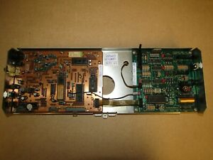NSM CD Jukebox DECODER and PICK UP DRIVER assembly unit, tested working