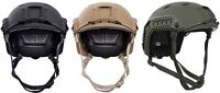 Rothco Advanced Tactical Training Airsoft Helmet - Adjustable Cushioned Helmets