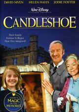 Candleshoe (Jodie Foster) Disney New DVD Region 1