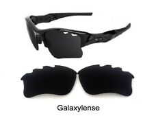 Galaxy Replacement Lenses For Oakley Flak Jacket XLJ Vented Black Polarized