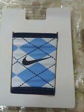 New listing New NIKE Blue Wide Dri-Fit Swoosh Wristbands