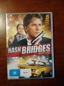 Nash Bridges Season 3 DVD