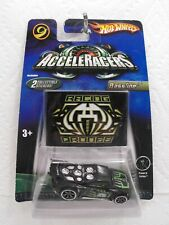 Rare! VHTF! Hot Wheels AcceleRacers BASSLINE