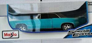 Maisto 1:18 1965 Pontiac GTO Diecast Special Edition