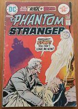THE PHANTOM STRANGER #35 DC COMICS. MARCH 1975. VG.