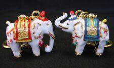 Pair of White Elephants