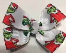 "The Grinch Stole Christmas 2"" Hairbow"