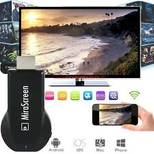 1080P MiraScreen WiFi Display Receiver AV TV Dongle DLNA Airplay Miracast HDMI