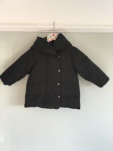 Zara Kids Padded Coat Age 3-4 Years