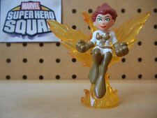Marvel Super Hero Squad HAND-PAINTED Resin PROTOYPE PHOENIX White / Gold X-Men