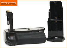 Empuñadura con batería genérica 4 Canon Eos 6D (BG-E13) + Free UK Post