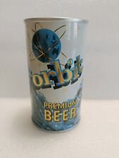 Vintage Orbit Premium Florida Stunning Beauty Pull Tab Straight Steel Beer Can