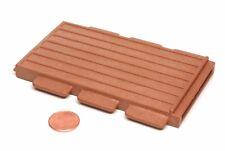"Playmobil Western Farmhouse Pony Ranch Brown ""Wood"" Wall 3768 3769 3775 4060"