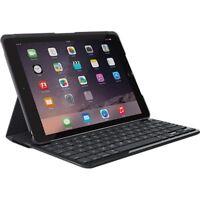 Genuine Logitech Folio Case Integrated Bluetooth Keyboard for iPad 9.7 5/6th Gen